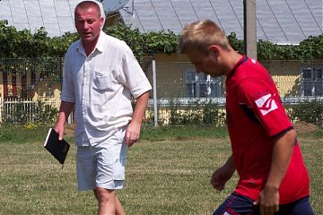 Nae Grosu - antrenor la Zvoriştea