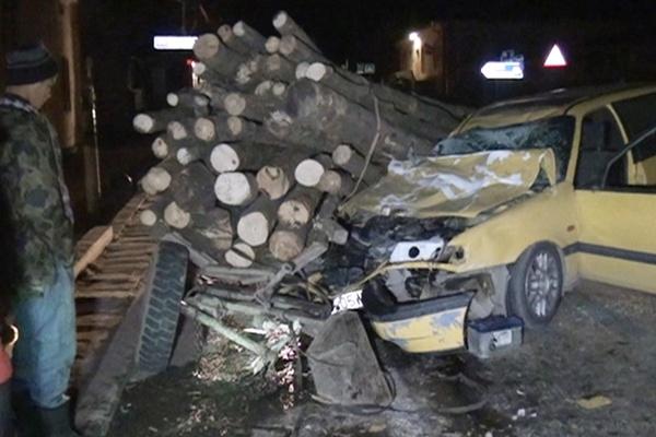 Buziuc - accident Ilisesti