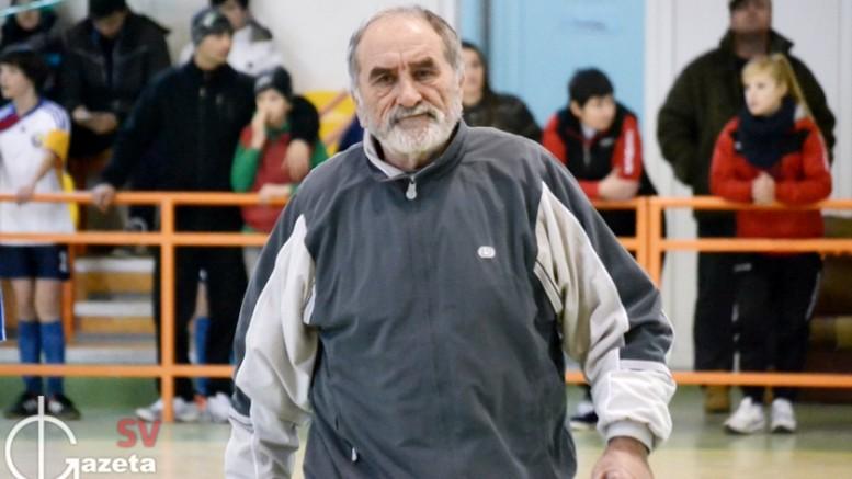 Pavel Craciun Armonia Falticeni