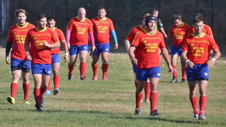 rugby bucovina
