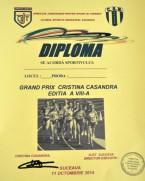 diploma grand-prix Cristina Casandra