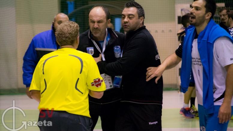 handbal CSU Suceava - CSM Bucureşti