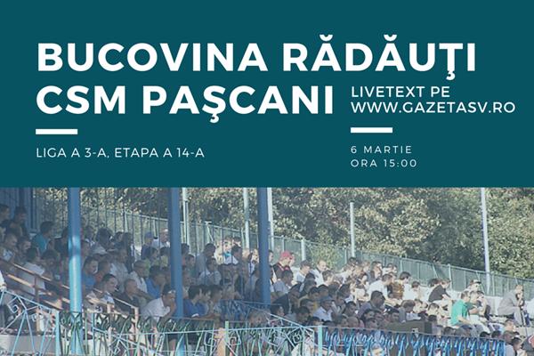 live Bucovina Rădăuţi