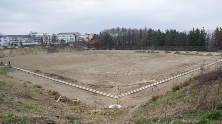 Teren fotbal LPS Suceava