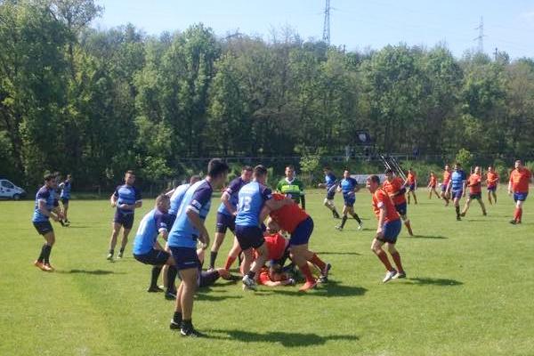 Rugby. Barlad - Suceava