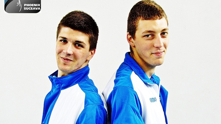 Andrei Tiperciuc si Bogdan Alexandru Stejar