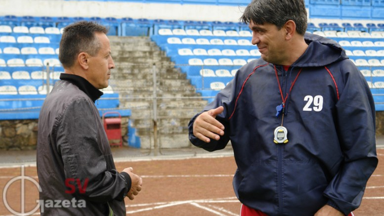 Dumitru Moldovan si Bogdan Tudoreanu