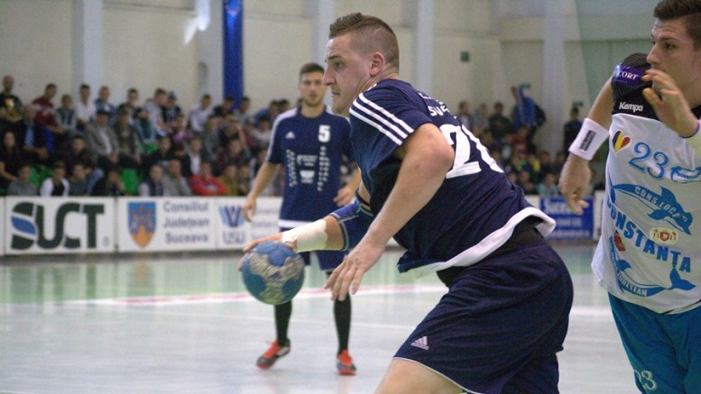CSU Suceava - HC Dobrogea Sud Burlacu 3