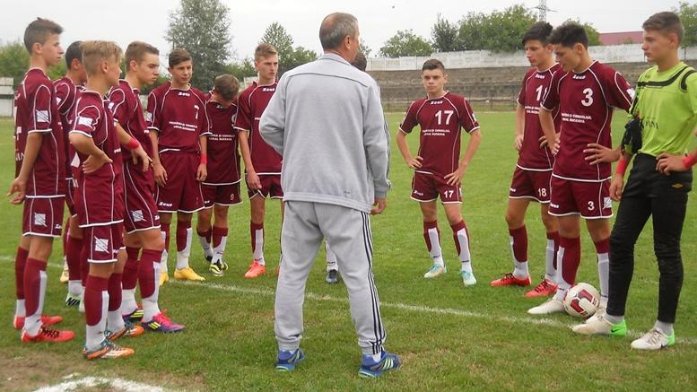 Juniori B - Rapid Suceava (antrenor: Florin Cristescu)