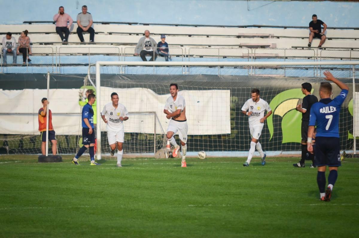 Rapid Suceava - FC Brasov