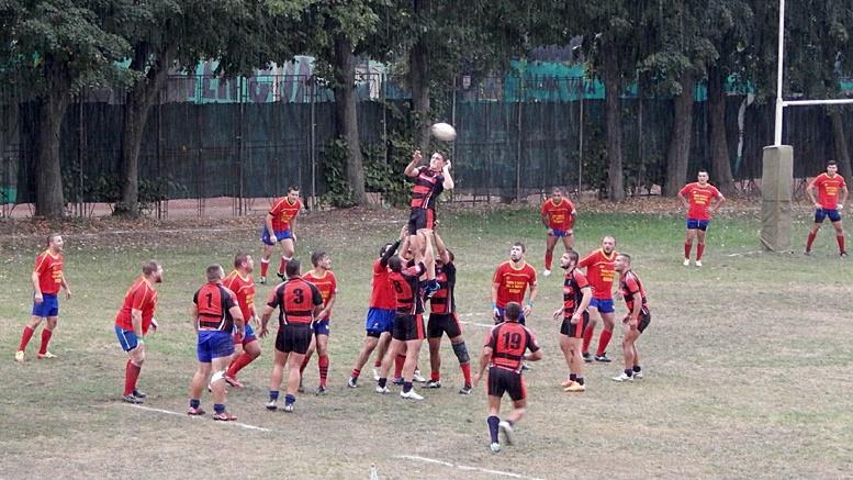rugby CSM Bucovina - RC Barlad