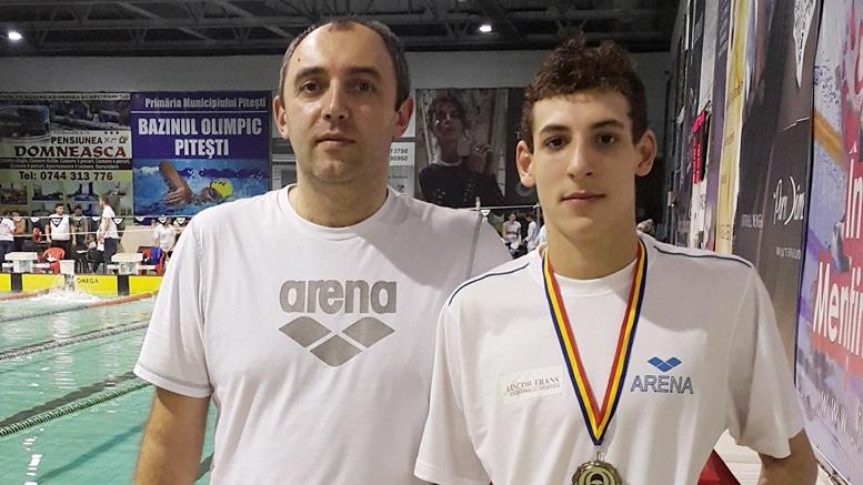 Cezar Moscaliuc și Șerban Cotos