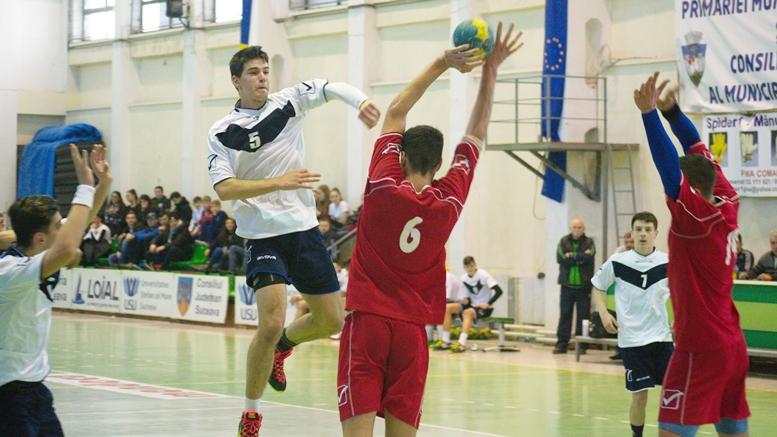 handbal juniori I LPS