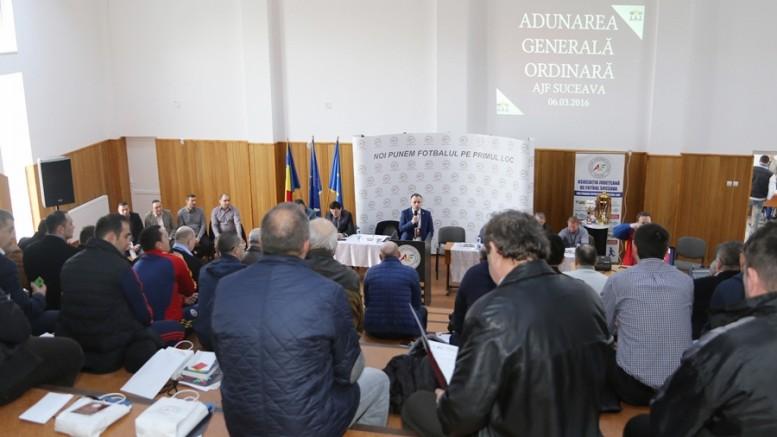 AJF Adunare Generala