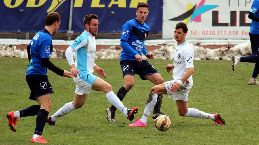 Rapid - Academica Clinceni 2