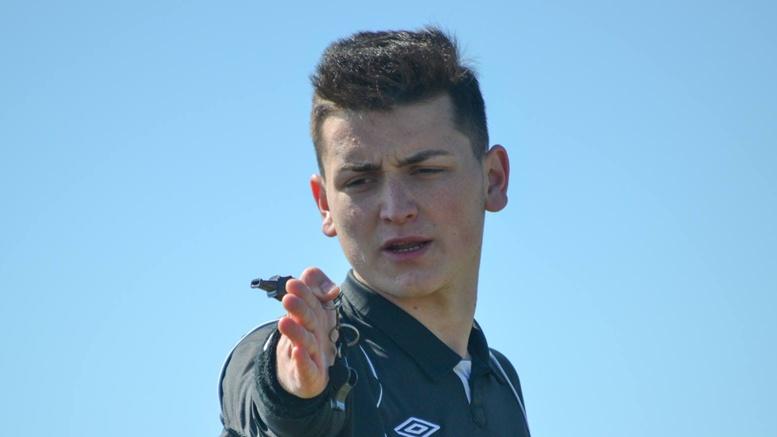 Adrian Savu - arbitru