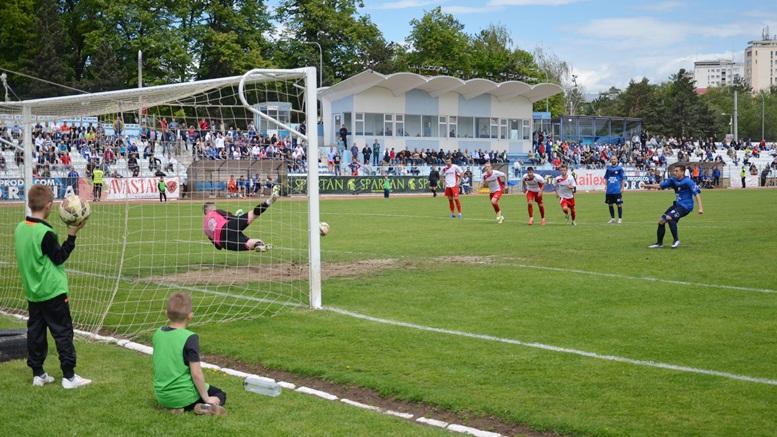 Rapid Pojorata Sfrijan penalty